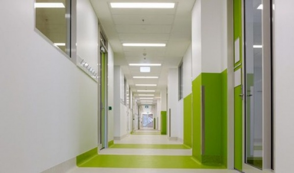 Office fit-out Belconnen, Polyurethane Doors