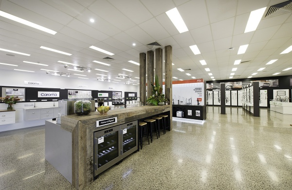 Award winning joinery Hume, Office fit-out Bungendore