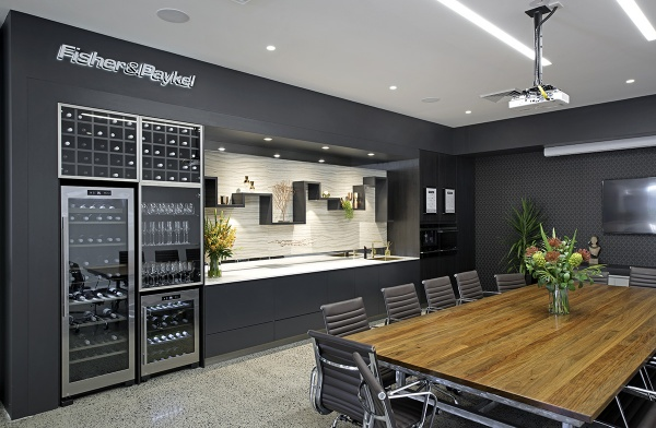 bespoke kitchen joinery, Office fit-out Jerrabomberra
