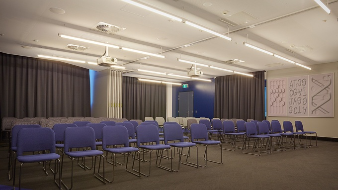 Acoustic Specialists, Office fit-out Woden
