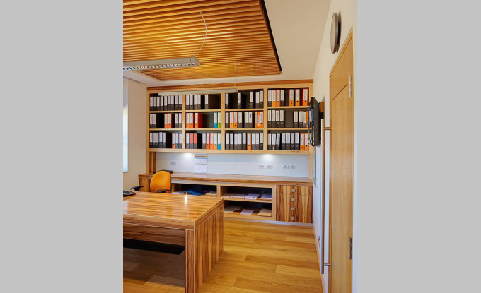 Award winning joinery Bungendore, Office fit-out Canberra