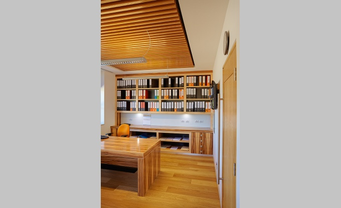Award winning joinery Fyshwick, Office fit-out Bungendore