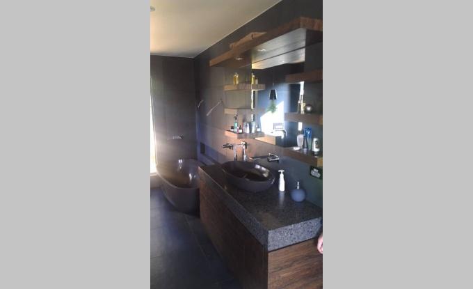 Award winning kitchens, Space saving hideaway bins