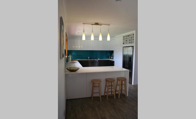 Custom bathroom joinery, Custom kitchen joinery