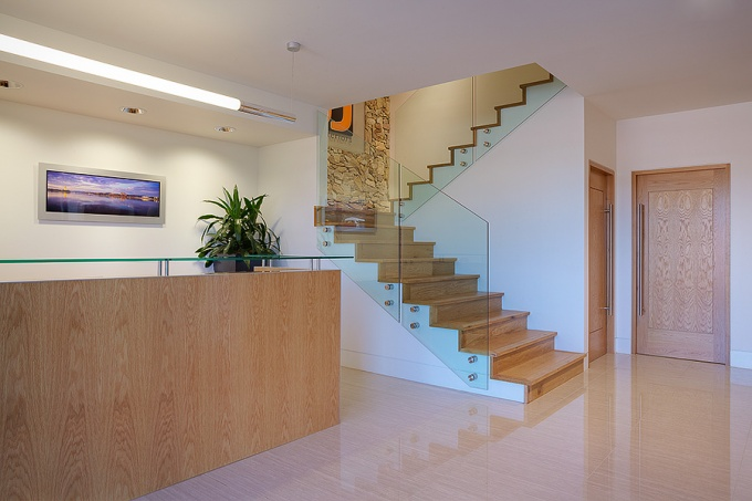 Kitchen joinery Gungahlan, Office fit-out Bungendore