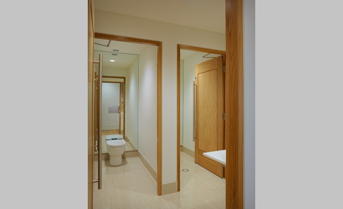 Award winning joinery, Custom bathroom joinery