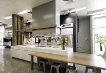 Award winning joinery Jerrabomberra, Office fit-out Act
