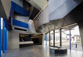 Award winning joinery Canberra, Office fit-out Hume
